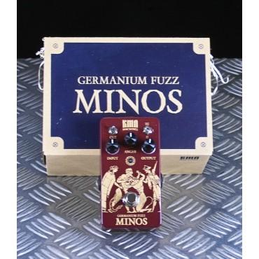 KMA Audio Machines - Minos Germanium Fuzz, Made in Germany