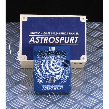 KMA Audio Machines ASTROSPURT - 4 STAGE JFET PHASER