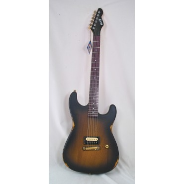 Slick Guitars SL 54 Sunburst