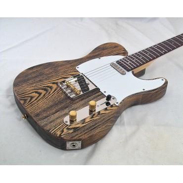 Slick Guitars SL 51 Black Ash