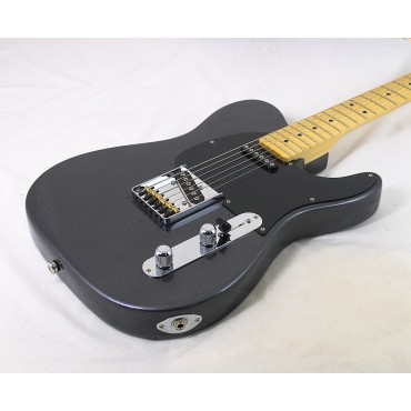 G&L Asat USA Graphite Metallic Mapleneck