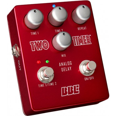 BBE TT-2 Two Timer Pedal Analog Delay