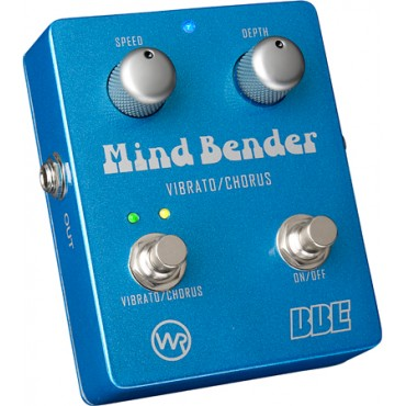 BBE MB-2 Mind Bender Pedal Analog Chorus / Vibrato