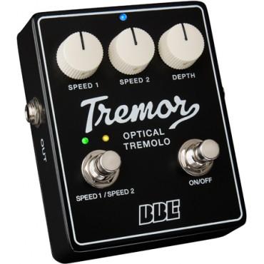 BBE TR-63 B Tremor Pedal Optical Tremolo