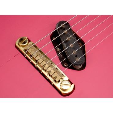 Slick Guitars SL 50 Coral Red