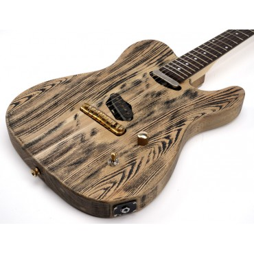 Slick Guitars SL 50 black ash