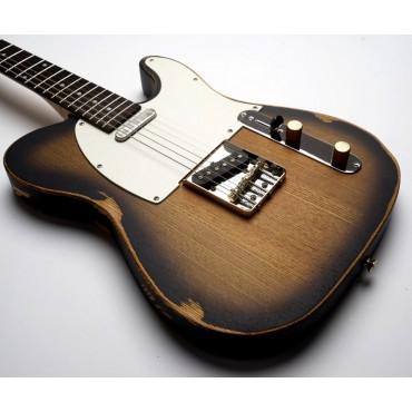 Slick Guitars SL 51 Sunburst
