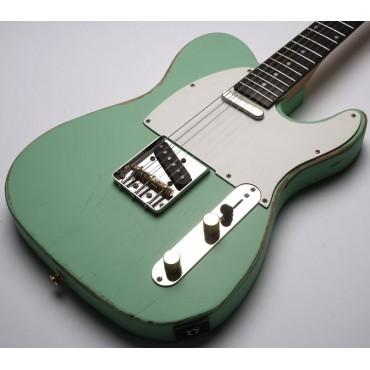 Slick Guitars SL 51 Surf Green