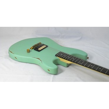 Slick Guitars SL 54 Surf Green