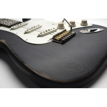 Slick Guitars SL 57 Black