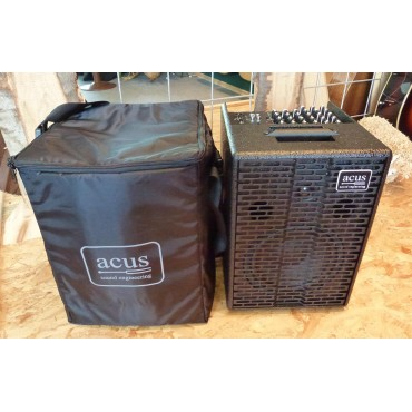 ACUS One 8 200 BK Set incl...