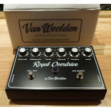 Van Weelden Royal Overdrive