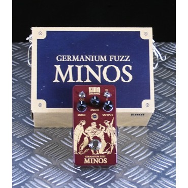 KMA Audio Machines - Minos Germanium Fuzz, Made in Germany