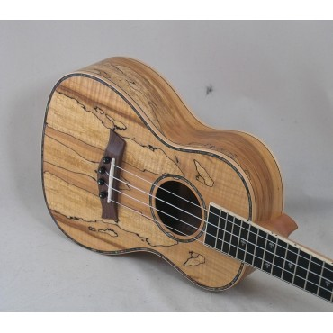 Kauai Concert Ukulele Spalted Maple