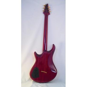 Warrior Guitars Dran Michael