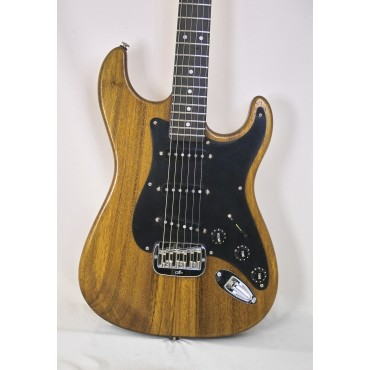 G&L Legacy USA Indian Walnut