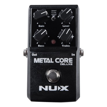 NUX Metal Core Deluxe Distortion / Noise Gate