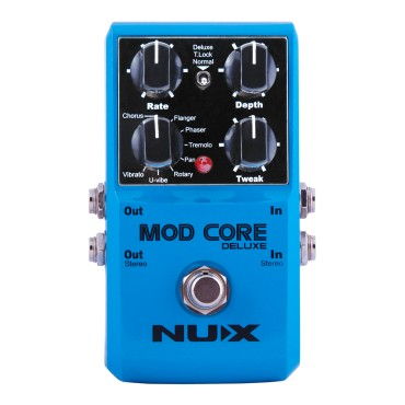 NUX Mod Core Deluxe Modulation