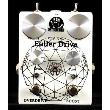 Greuter Audio Fuller Drive / Booster Overdrive mit Booster