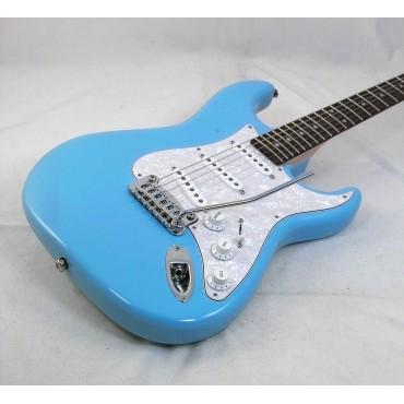 G&L Legacy USA Himalayan Blue