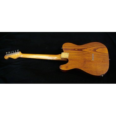 Paoletti Guitars Nancy Wine SH