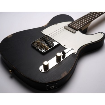 Slick Guitars SL 51 Black