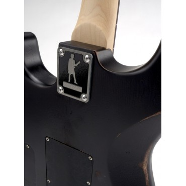 Slick Guitars SL 54 T Black
