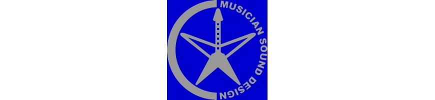 Musicians Sound Design MSD